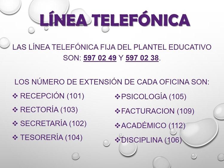 LINEAS_TELEFONICAS